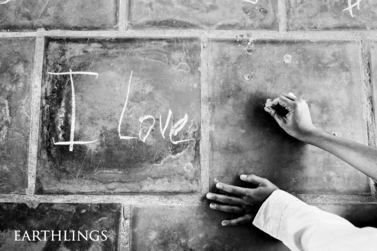 i love - earthlings