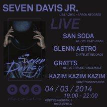 12b Seven Davis Jr