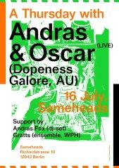 17 Andras & Oscar