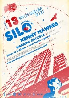 7 Kenny Hawkes